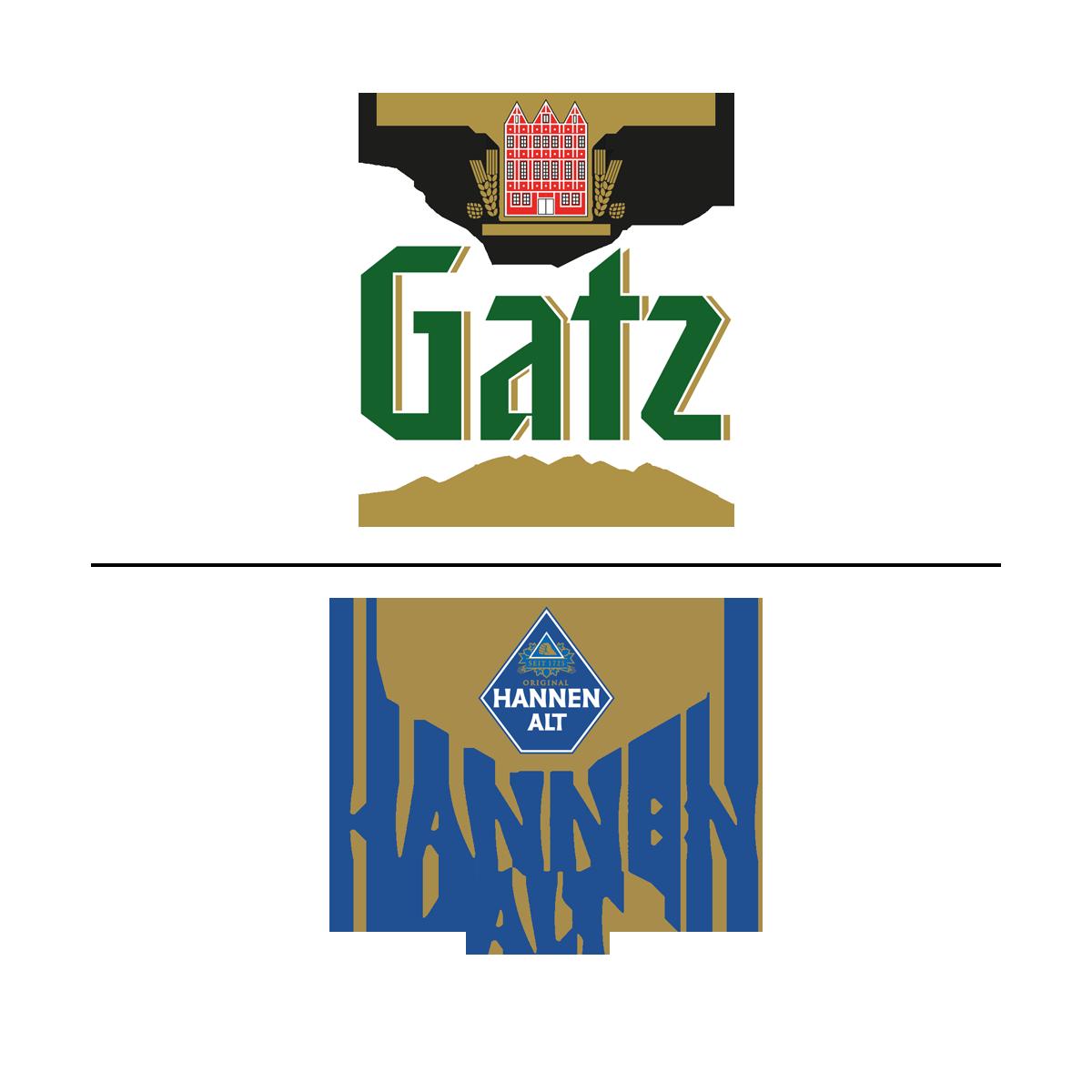 Gatz und Hannen (Carlsberg Deutschland Markengesellschaft mbH)