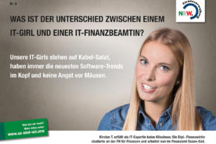 KreativRealisten gehen in die 2. Kampagnenrunde für das Finanzministerium NRW