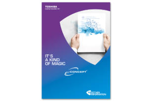 TOSHIBA – A kind of Magic