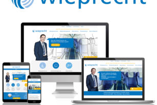 Wieprecht-Service – Website Relaunch