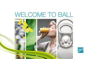 Ball – Image Broschüre