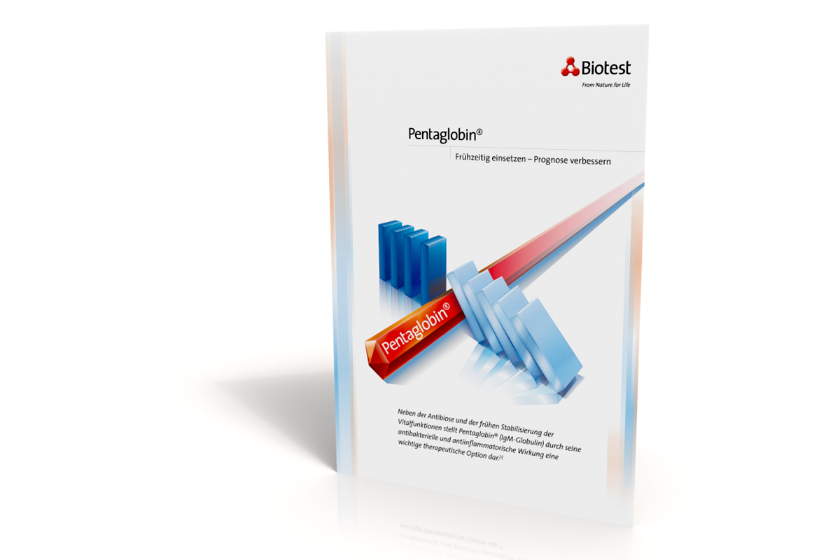 Biotest – Folder Pentaglobin