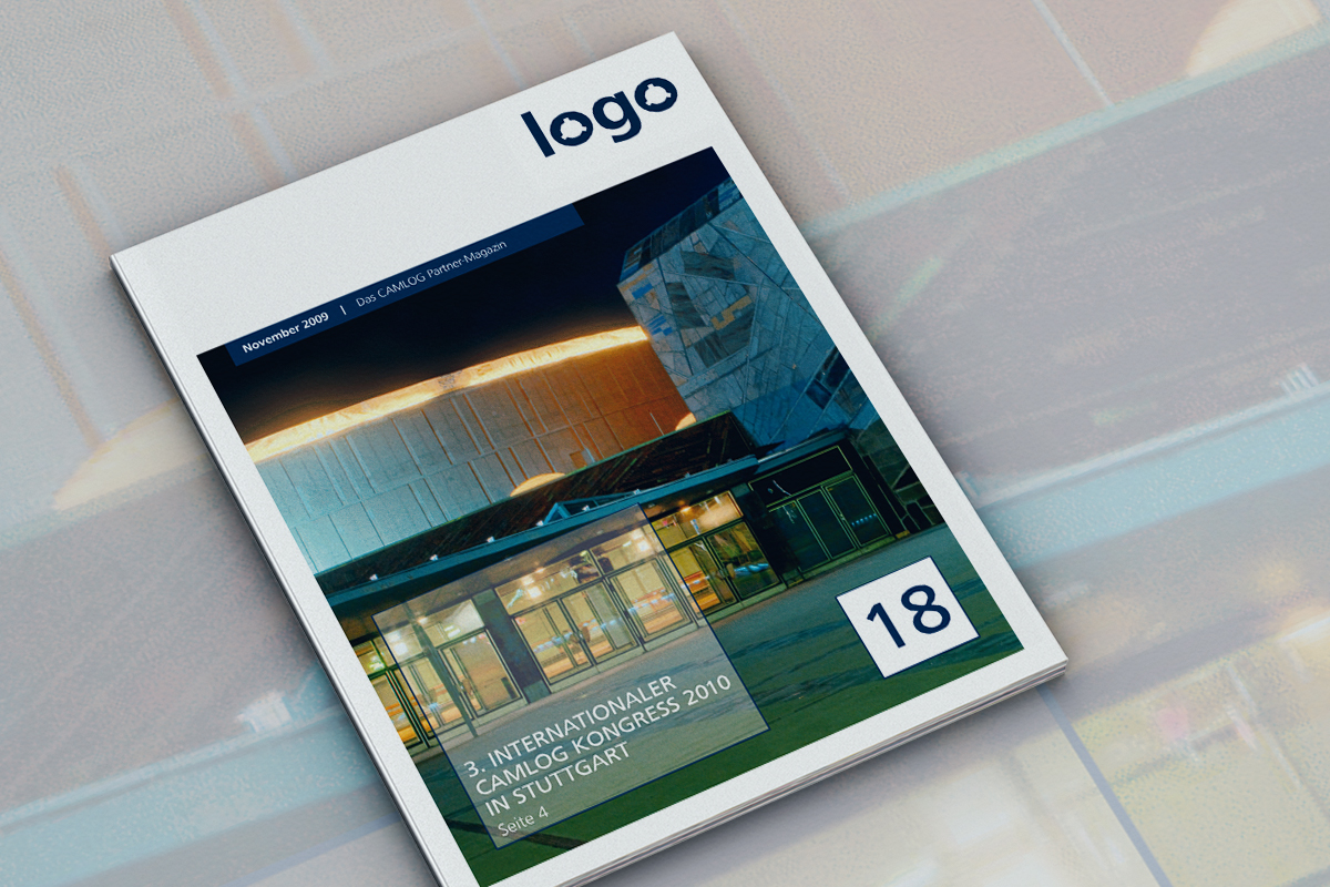 Camlog – Kundenmagazin