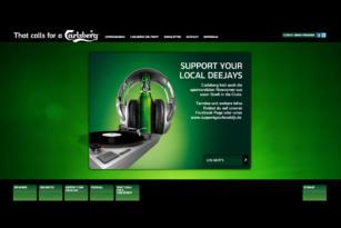 Carlsberg – Website