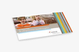 Central Krankenversicherung – Vertriebsbroschüre