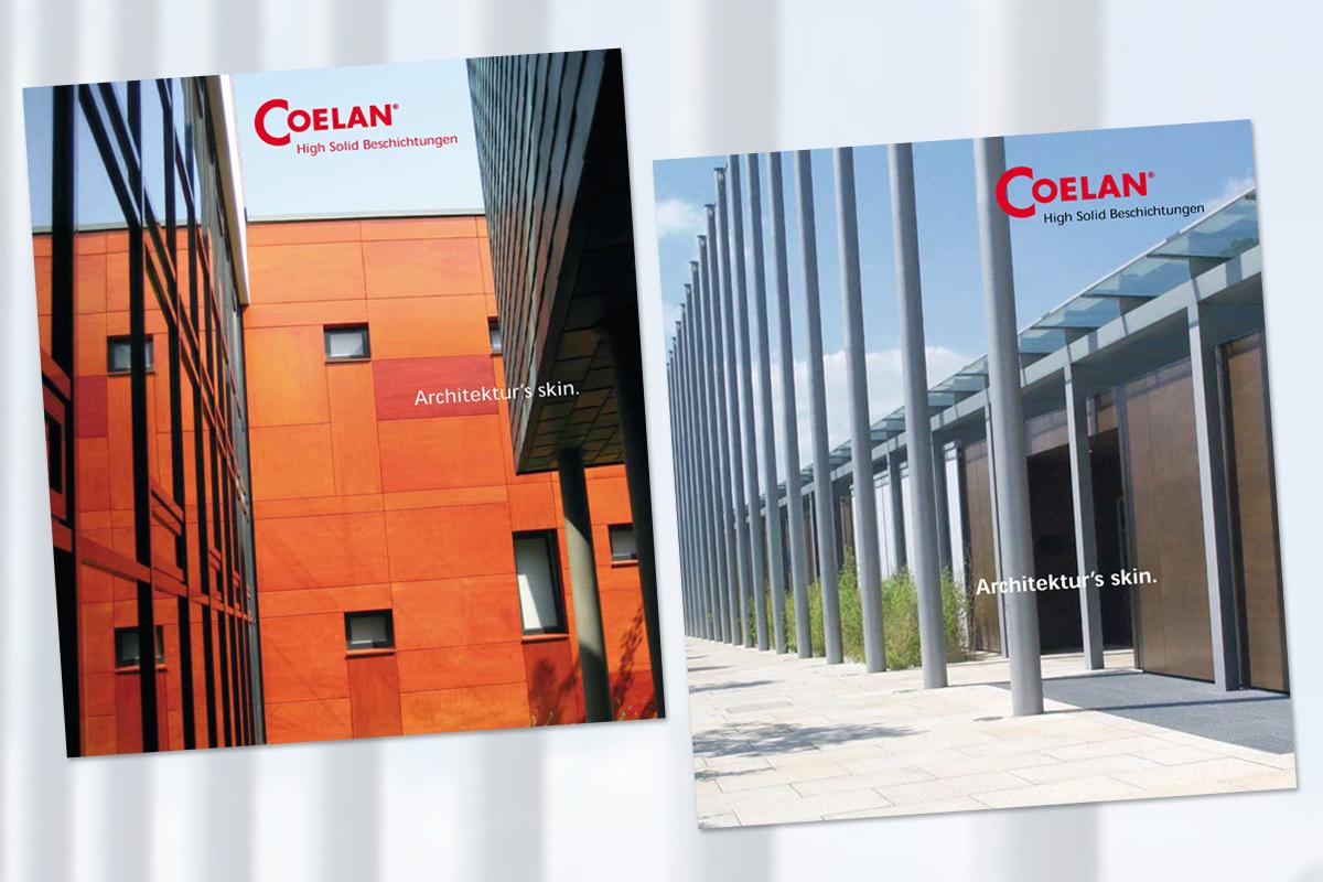 Coelan – Plakate