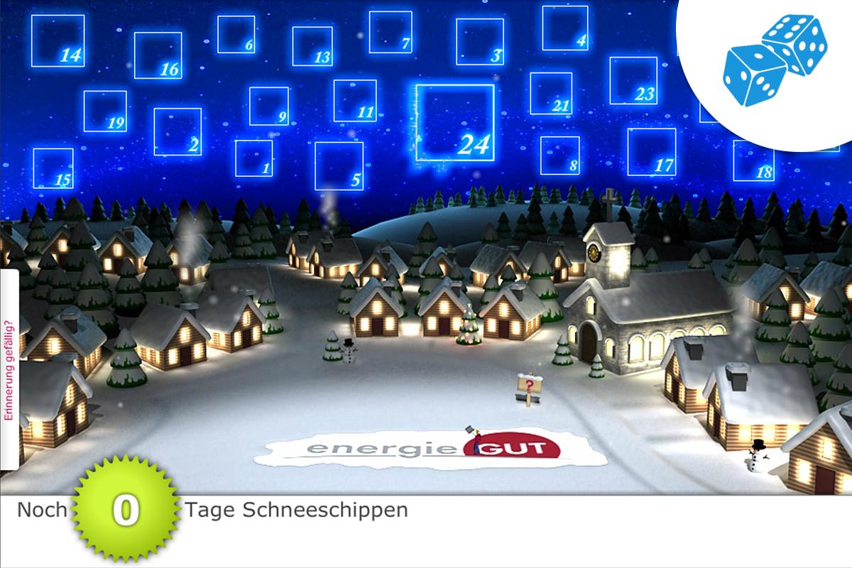 energieGut – Adventskalender