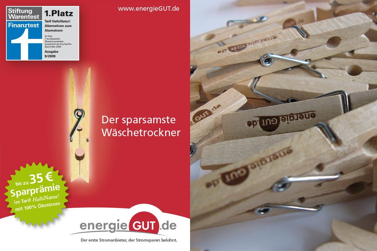 energieGUT – Kampagne Energiesparen