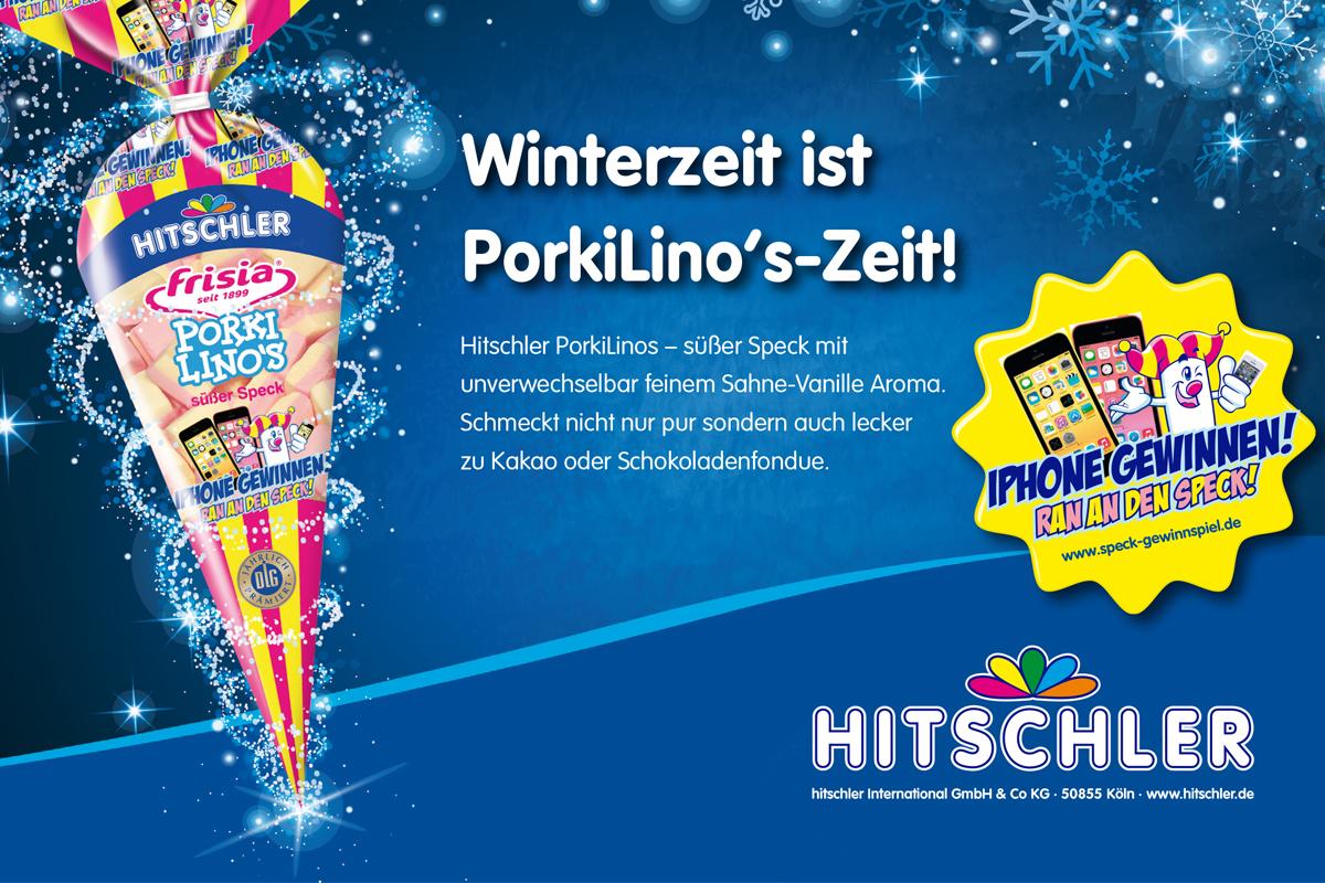 Hitschler – Anzeige PorkiLino