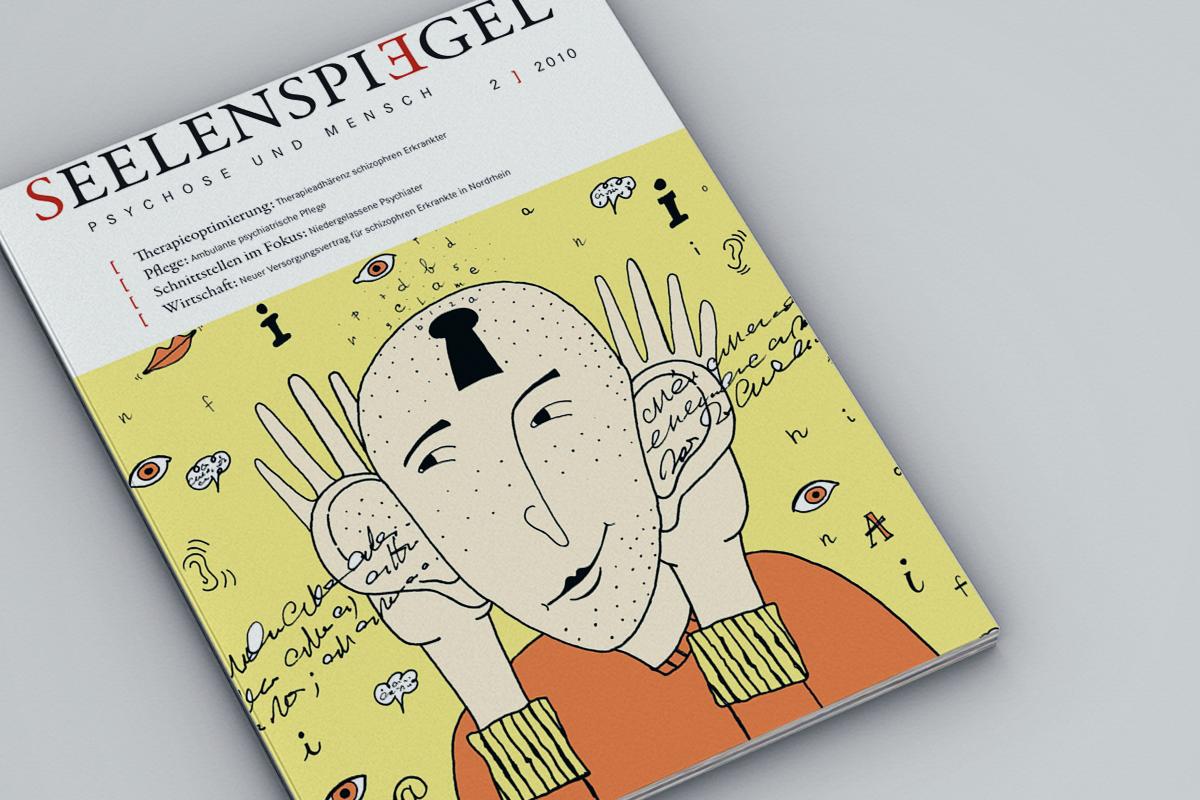Janssen – Kundenmagazin Seelenspiegel
