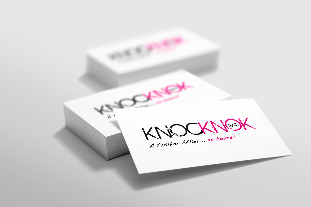 KNOCKNOK – Logoentwicklung