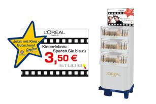 L'ORÉAL – Studio Line Kinokooperation
