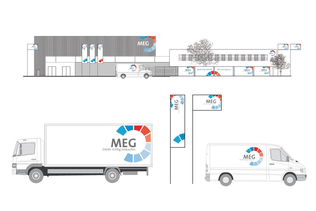 MEG – Gebäudegestaltung
