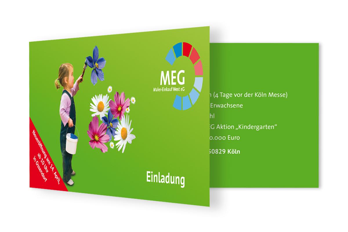 MEG – Imagekampagne