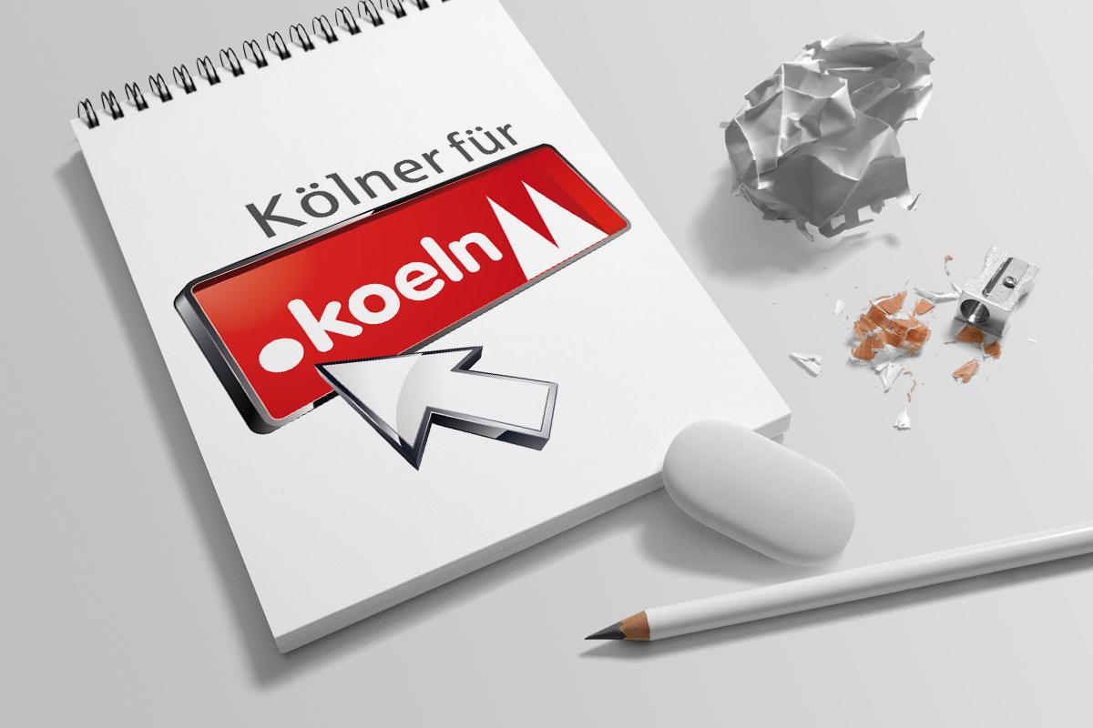 NetCologne – Logo .koeln