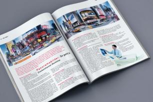 OKI – Kundenmagazin