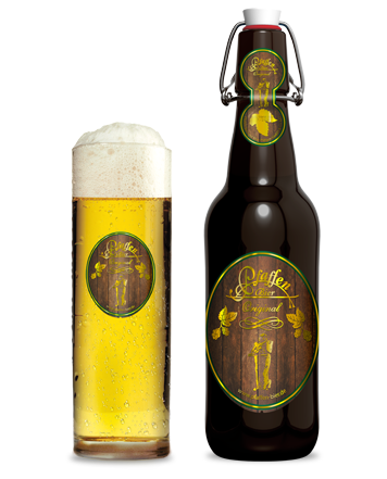 Pfaffen Bier – Produktdesign