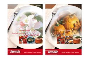 Bayer HealthCare – Rennie Kochbuch