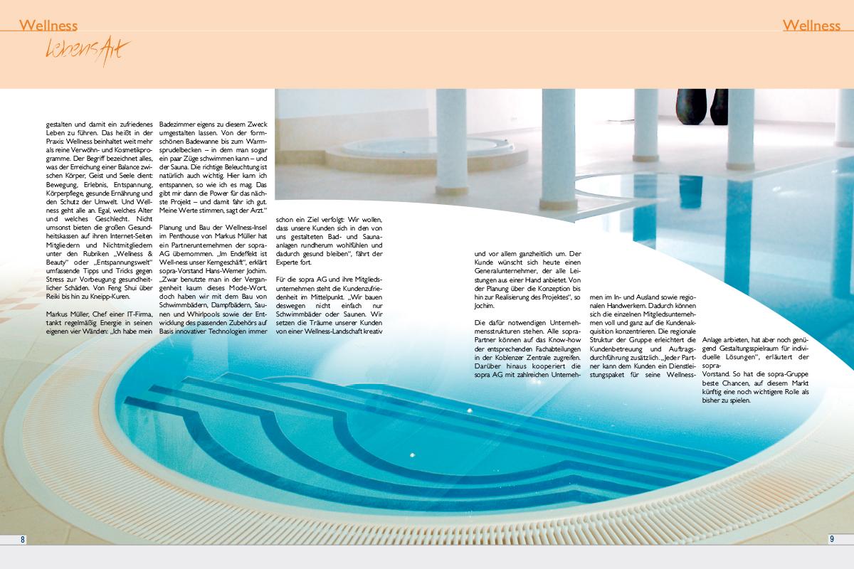 Sopra – Kundenmagazin