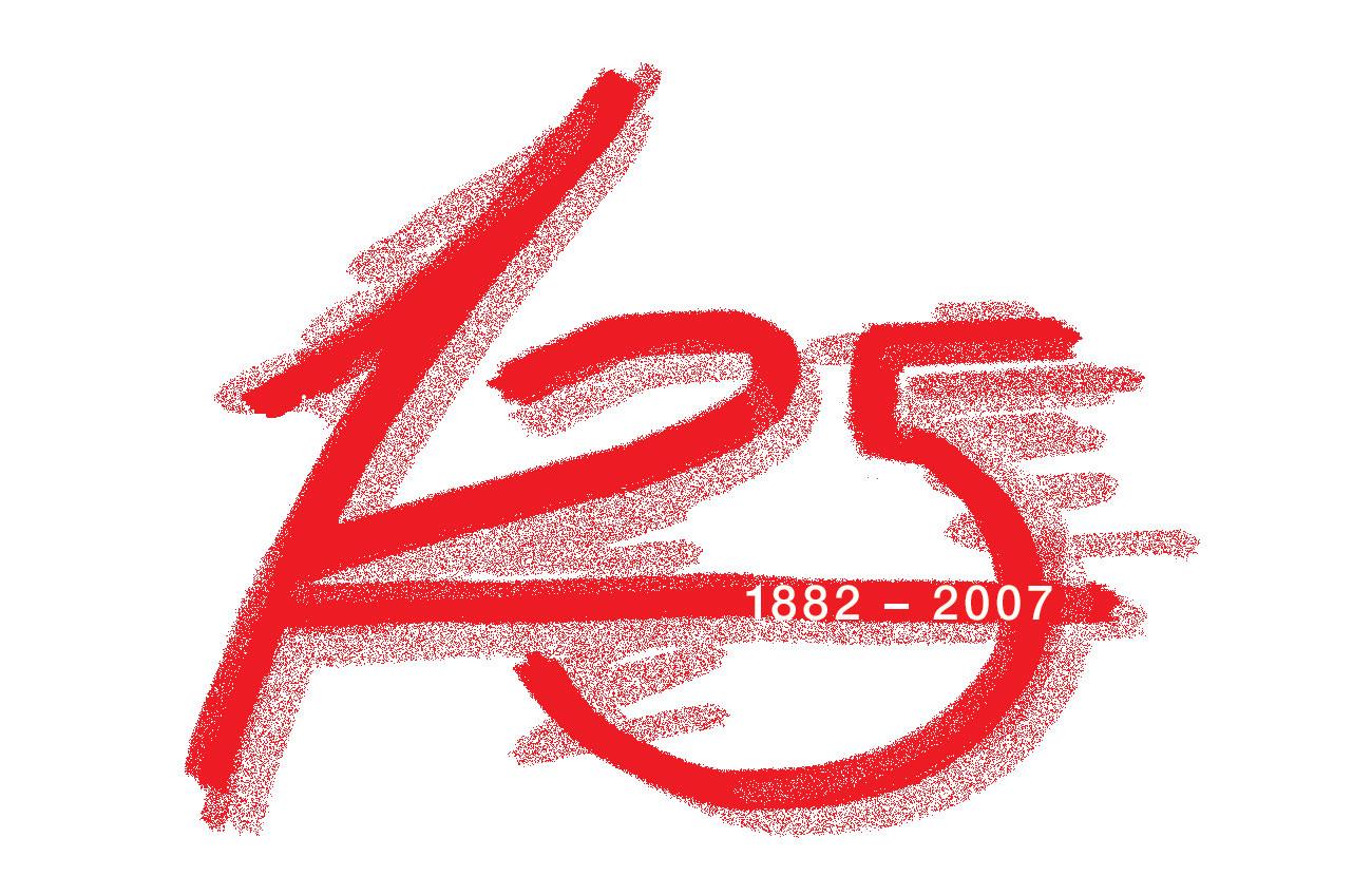 Spies Hecker – Logoentwicklung zum  125-jährigen Firmenjubiläum
