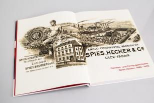 Spies Hecker – Chronik