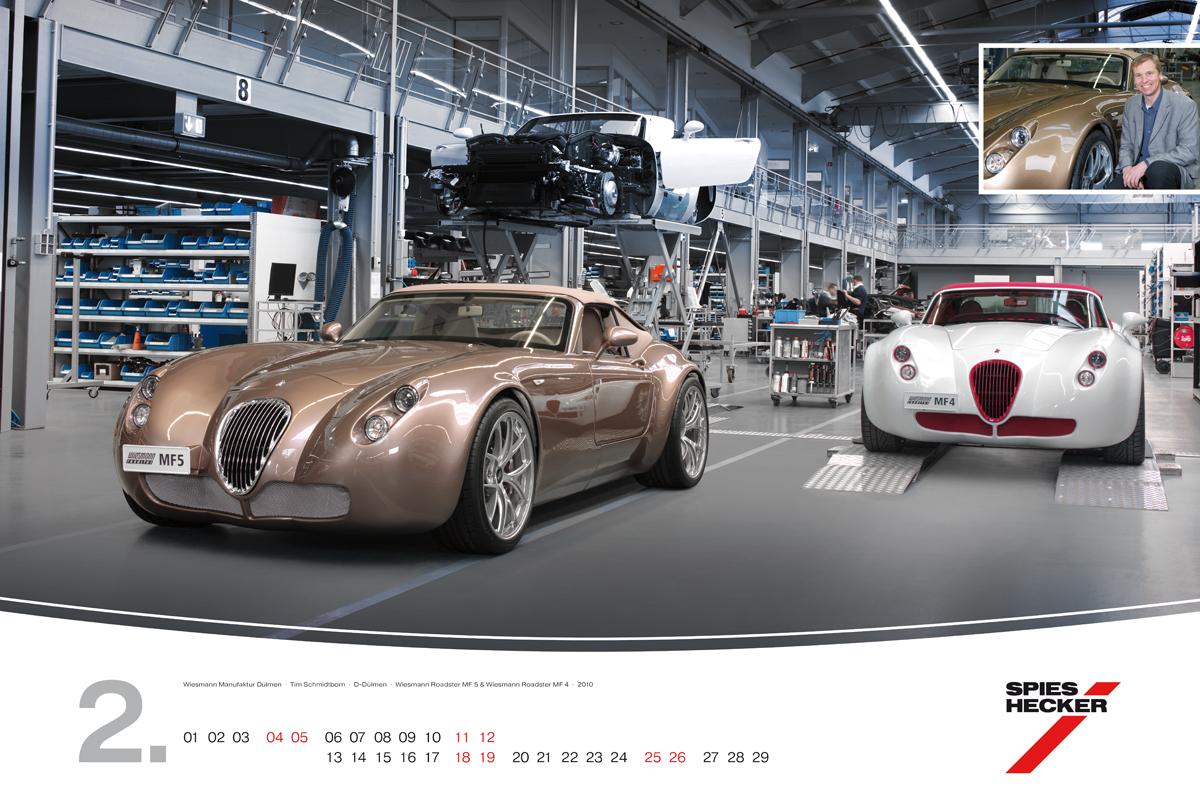 Spies Hecker – Kalender