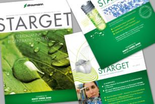 Straumann – Kundenmagazin  STARGET
