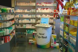Bayer HealthCare – Talcid Apothekenpromotion