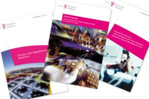 Deutsche Telekom – Produktbroschüre