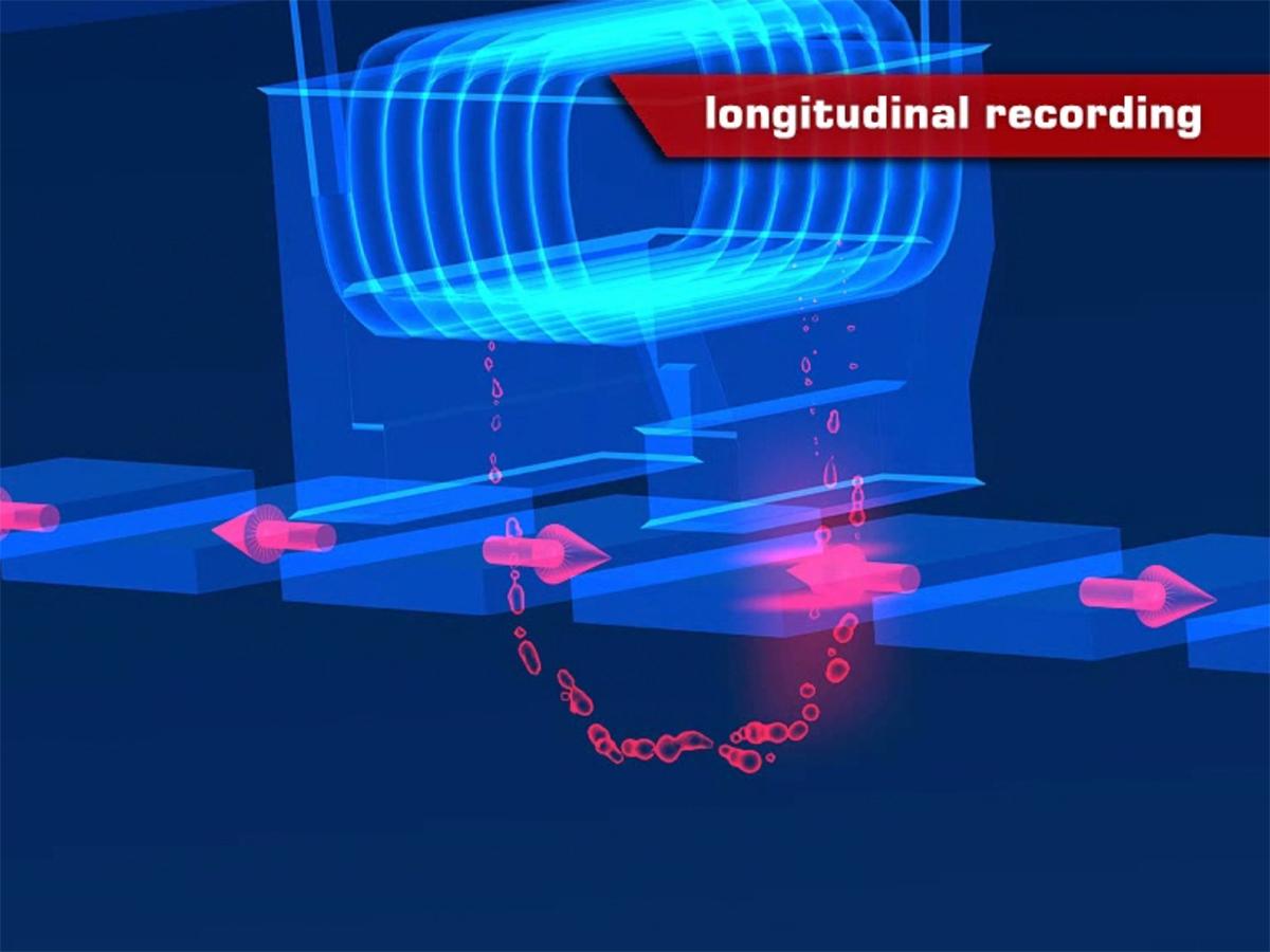 Toshiba Perpendicular Recording
