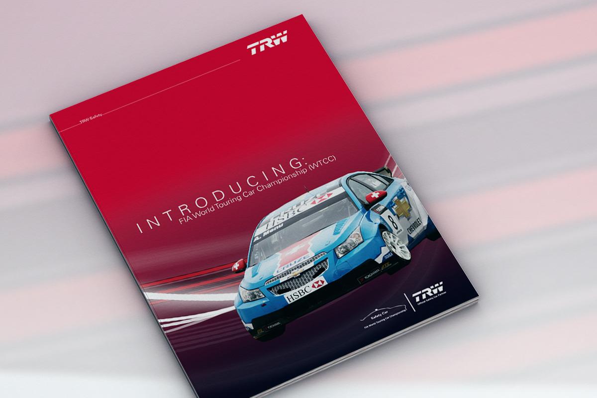 TRW – Broschüre