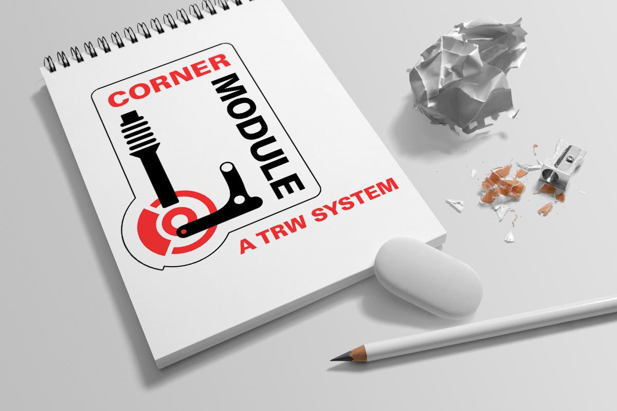 TRW – Logoentwicklung Cornermodule
