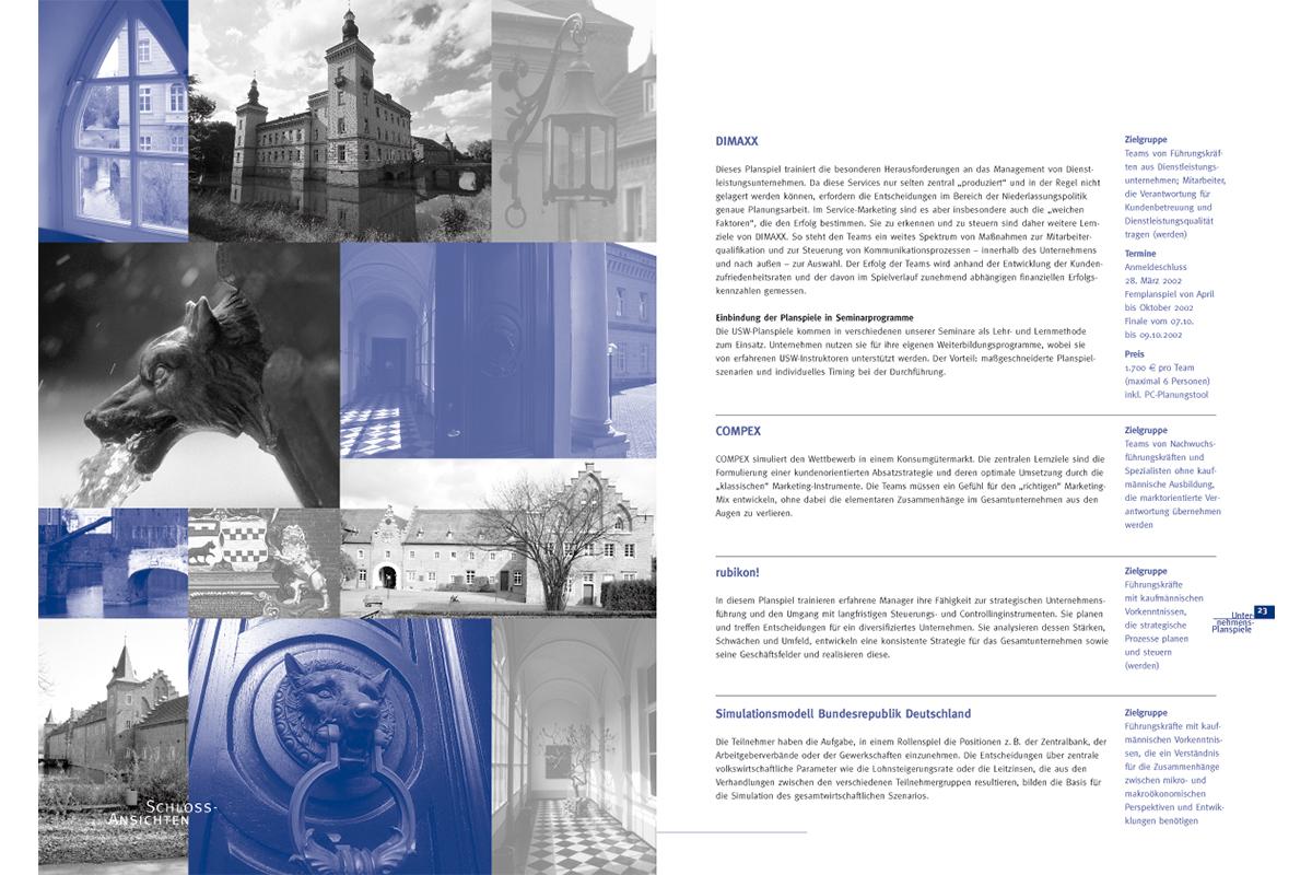 USW – Broschüre Management Updates