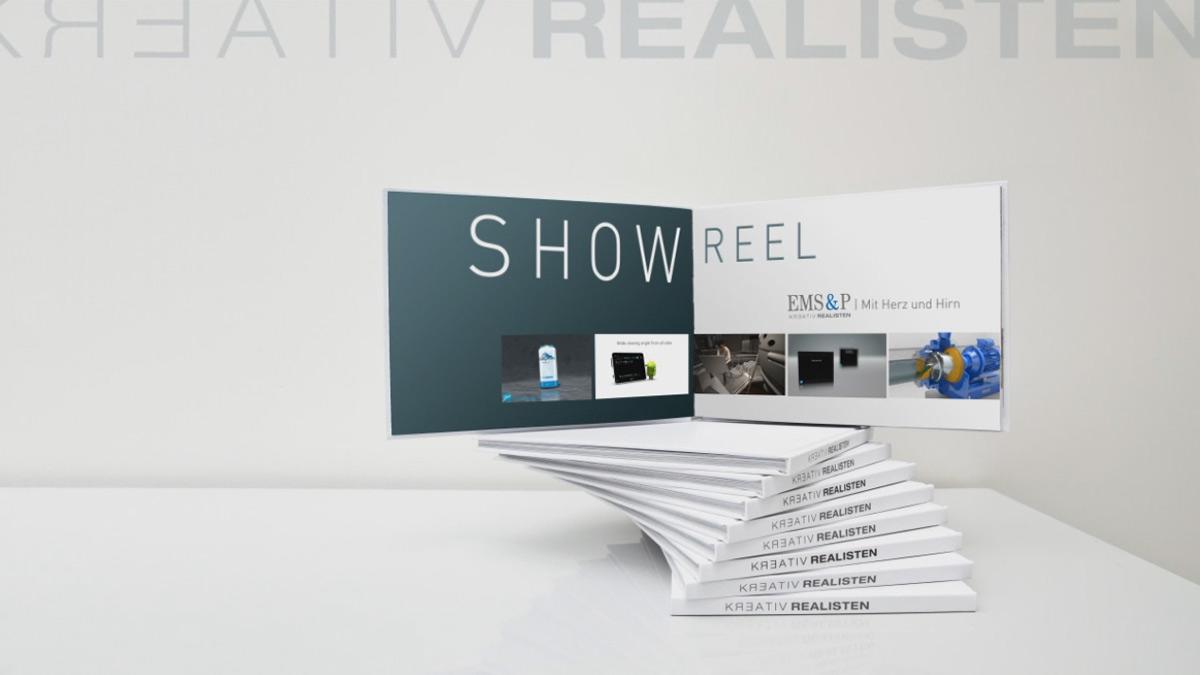 KreativRealisten Showreel