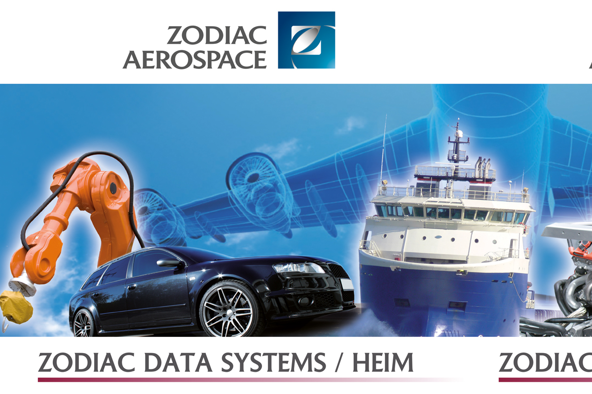 ZODIAC Data Systems – Messeausstattung