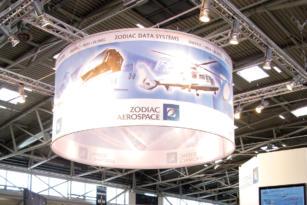 ZODIAC Data Systems – Messeausstattung