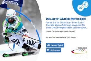 Zurich – Memo-Spiel