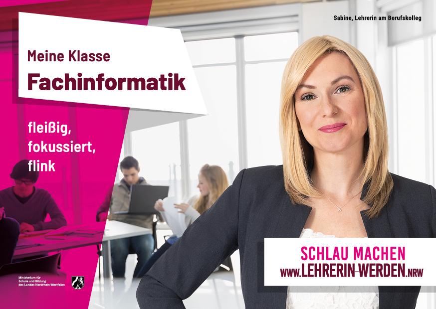Ministerium für Schule und Bildung NRW – OOH