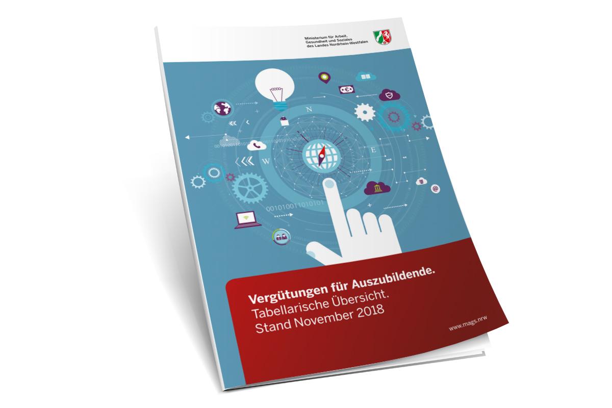 Ministerium für Arbeit, Gesundheit und Soziales NRW – Publikationsvorlage