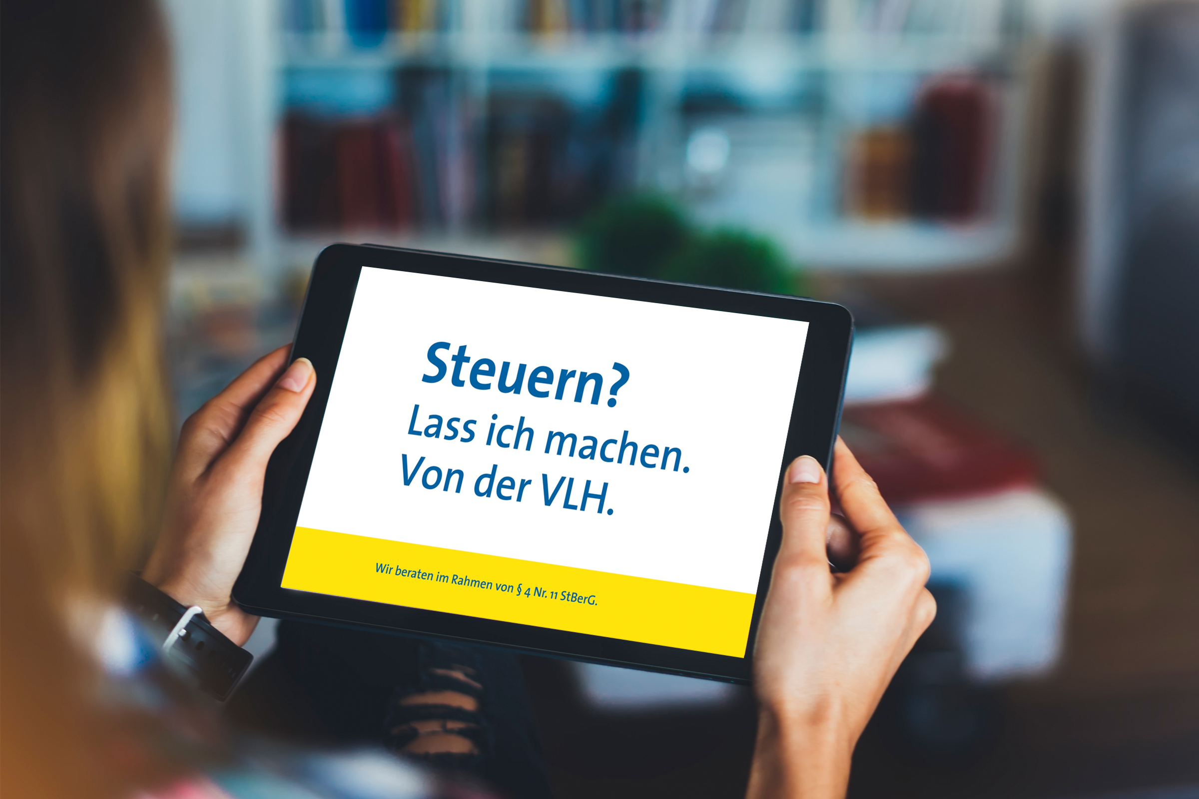 VLH – Video Content – Massanzug