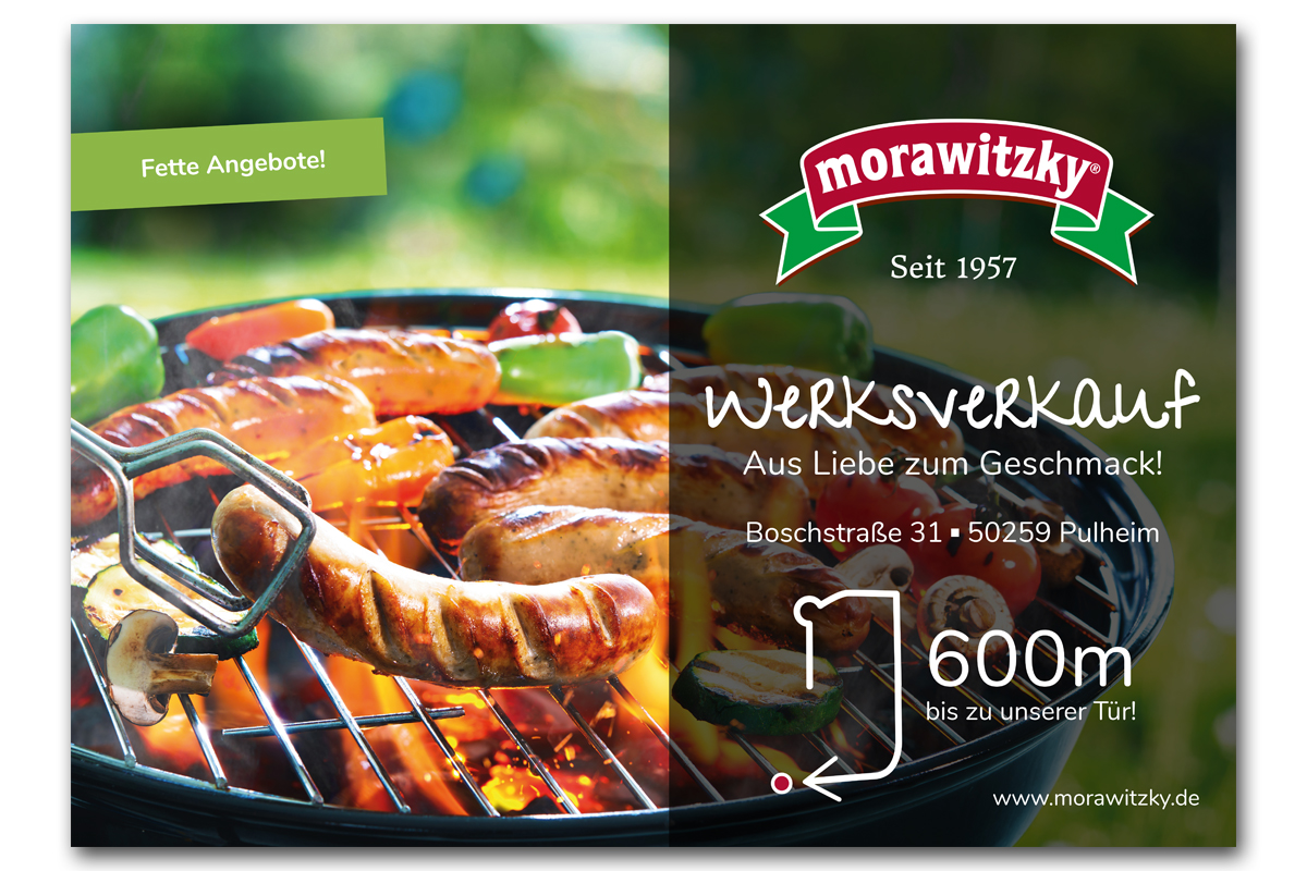 Morawitzky – Grossplakat