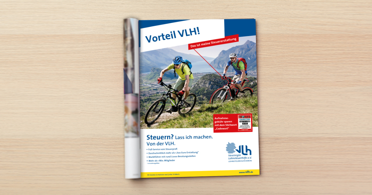 VLH – Moutain-Bike – Radiospot