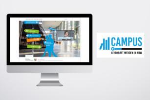 Campus Lehrkraft-werden – Digitale Messe Events & strategische Vermarktung